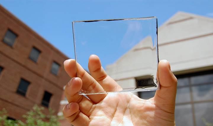 Şeffaf güneş paneli ile enerji devrimi yaşanabilir