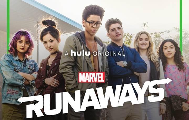 Marvel dizisi Runaways'in uzun fragmanı yayınlandı