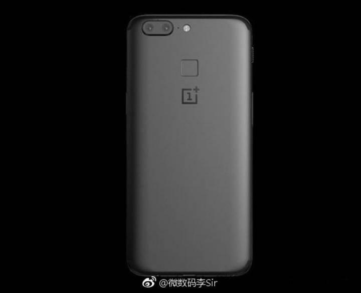OnePlus 5T'nin prototipine ait görüntüler ortaya çıktı