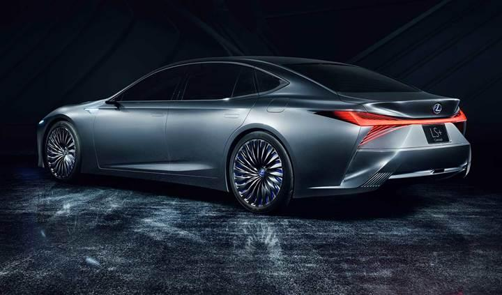 Lexus, 2020'den sonra otonom sürüşü araçlarında sunacak