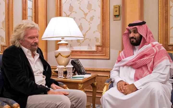 Suudi Arabistan'dan uzay şirketlerine 1 milyar dolarlık yatırım