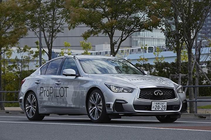 Nissan'dan tam otonom araçlar için hedef 2020