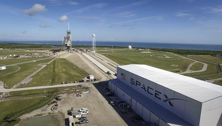 SpaceX, patlamadan sonra ilk kez SLC-40 fırlatma rampasını kullanacak