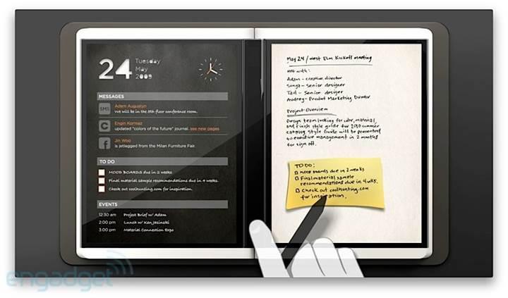 Microsoft'un katlanabilir yeni mobil cihazıyla ilgili detaylar geldi