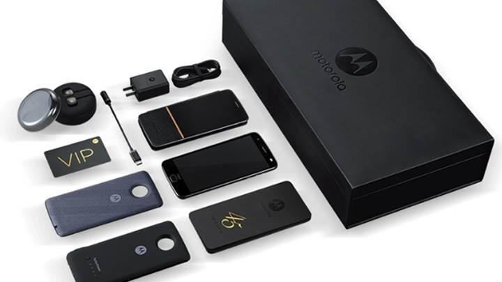 Motorola'dan 45. yıla özel Snapdragon 835'li telefon: Moto Z 2018