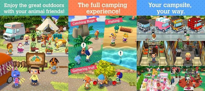 Animal Crossing: Pocket Camp sınırlı olarak erişime açıldı