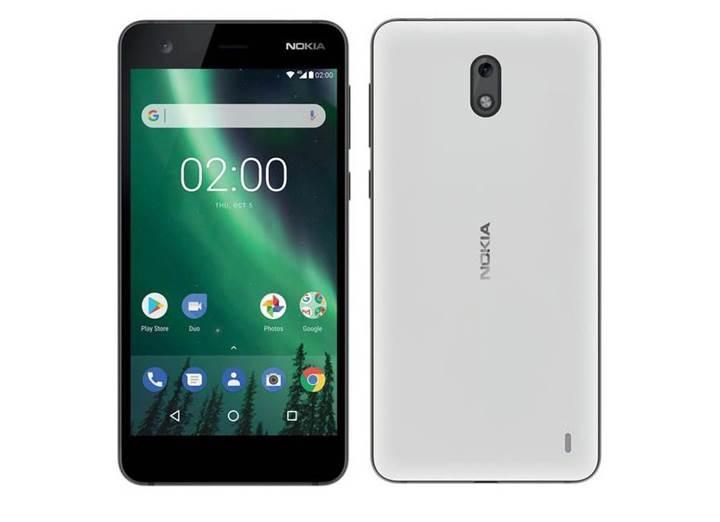 Uygun fiyatlı Nokia 2'nin özellikleri AnTuTU'da görüntülendi