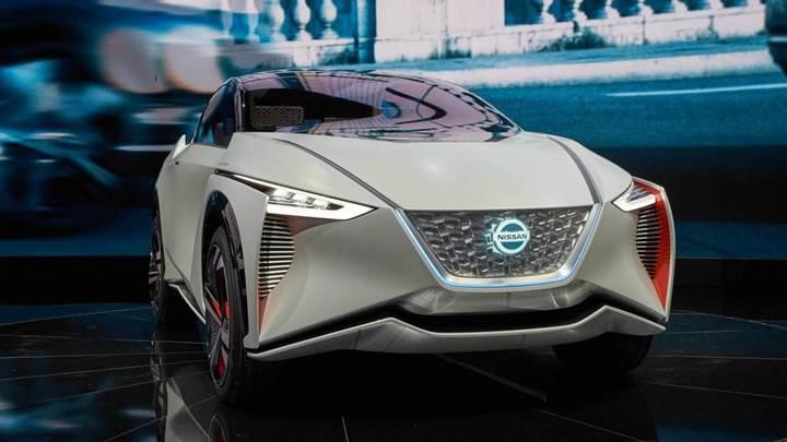 Gelecek nesil Nissan Qashqai, IMx Concept'ten izler taşıyacak