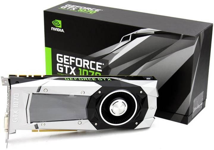 Nvidia GeForce GTX 1070 fiyatında indirim