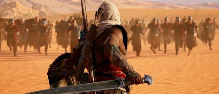 Assassin's Creed Origins'deki Denuvo koruması işlemciyi yüzde 100 seviyesinde kullanıyor