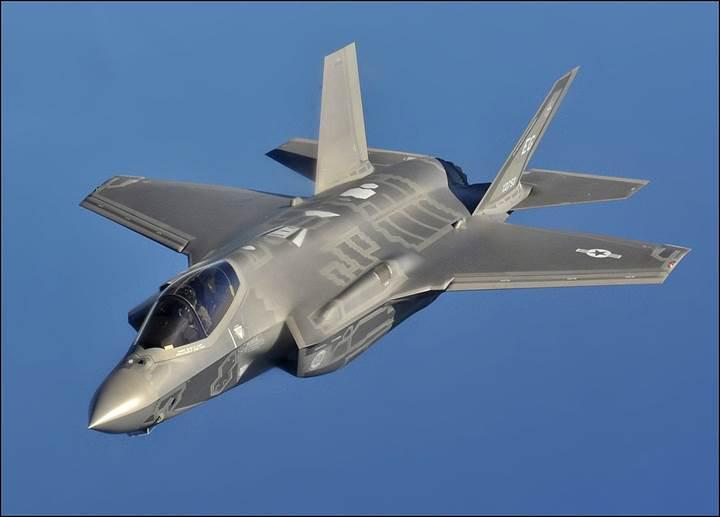 F-16'dan dört kat daha etkili F-35'ler 2018'de Türkiye'de