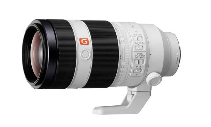 Sony FE 400mm F2.8 GM OSS Süper Telefoto lens gelecek yıl piyasaya çıkacak
