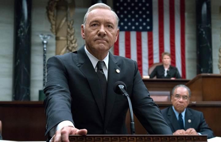 İptal edilen House of Cards spin-off dizileri ile geri dönebilir