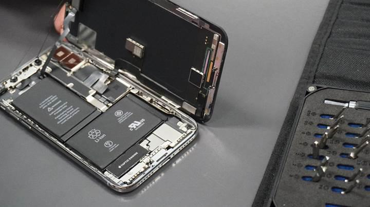 iPhone X'da