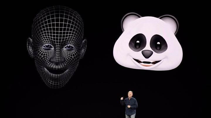 Apple, iPhone X'in yüz haritalama verilerini geliştiricilerle paylaşacak