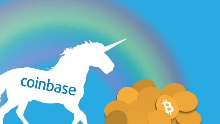 Popüler bitcoin borsası Coinbase'e 24 saatte 100.000 kişi kayıt oldu
