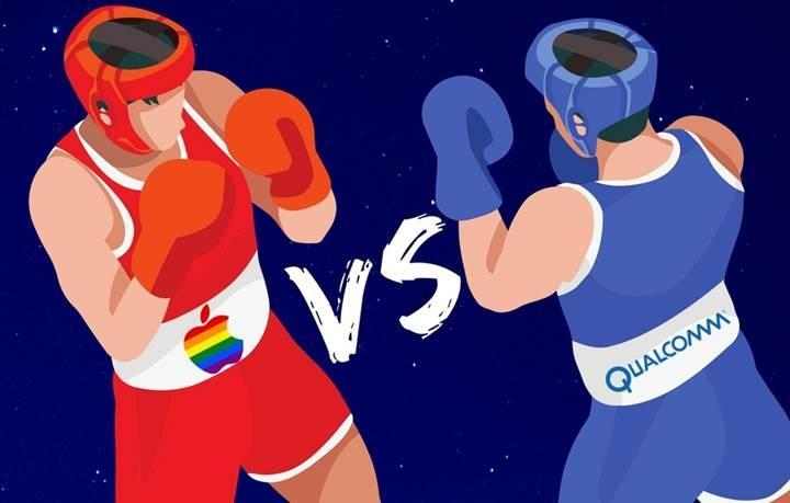 Qualcomm, ticari sırlarını Intel ile paylaşan Apple'a dava açtı