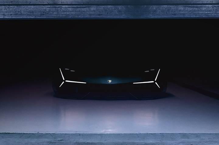 Lamborghini pazartesi günü MIT'de yeni bir konsept tanıtacak