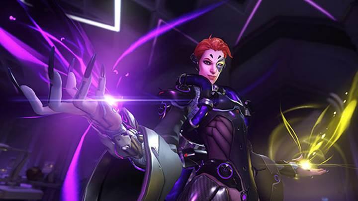 Overwatch'un yeni karakteri Moira tanıtıldı