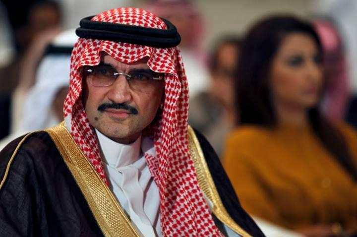 Göz altındaki 19 milyar dolar serveti olan Suudi prens Apple'ın %5'ine sahip