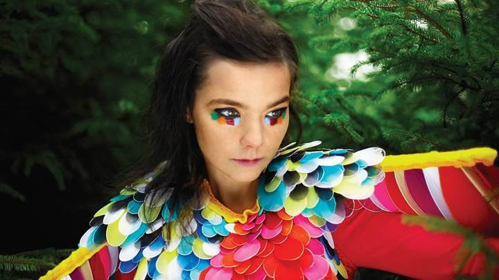 Björk'ün yeni albümü sadece kripto para ile satılacak