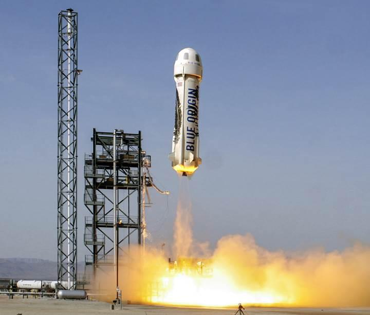 Jeff Bezos: Dünyayı kurtarmak için uzaya gitmek zorundayız