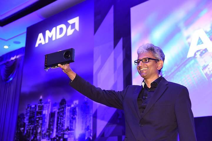 Intel üst seviye ekran kartı pazarına geliyor: İşin başında Raja Koduri var!
