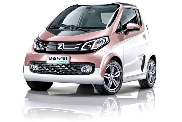 Ford, Çinli Zotye Auto ile ortak elektrikli araç üretecek