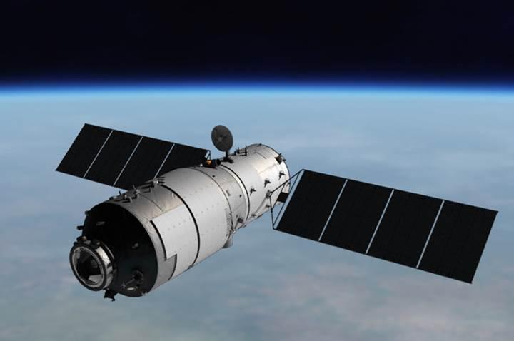 'Türkiye de tehdit altında' Çin'in 2011'de fırlattığı uzay istasyonu Dünya'ya düşüyor