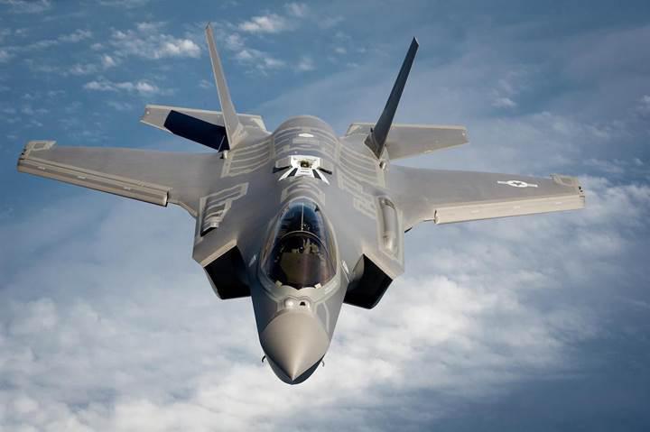 ABD'den F-35 savaş uçakları için kritik hamle