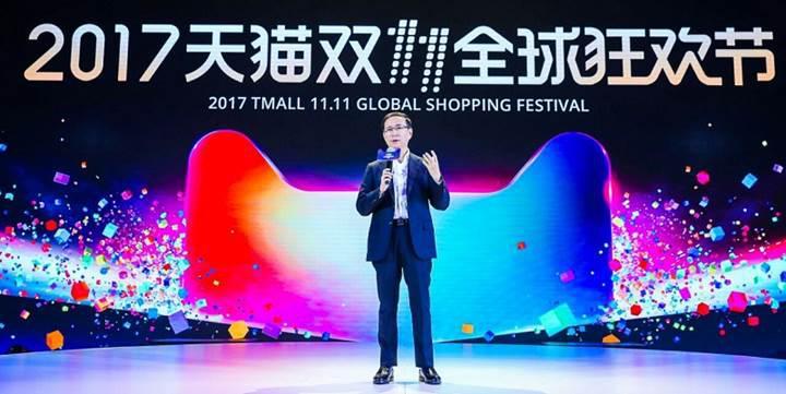 Alibaba 11.11'e rekorla başladı: 15 dakikada 5 milyar dolarlık satış