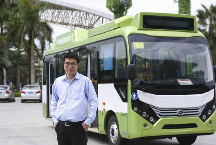 Çin'in Shenzhen şehrindeki bütün otobüsler elektrikle çalışacak