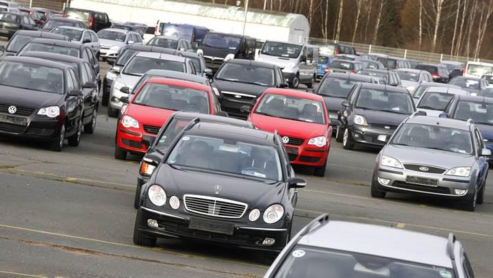 İkinci el araçların kilometre bilgileri PTT mobil uygulamasından görüntülenebilecek