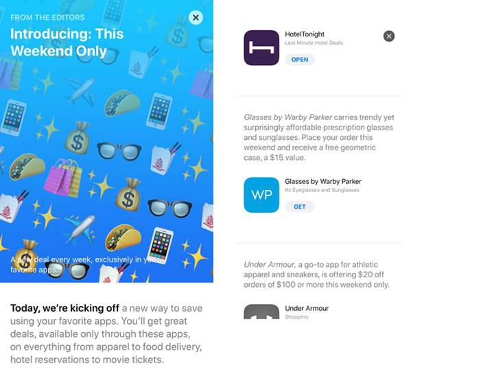 App Store'da