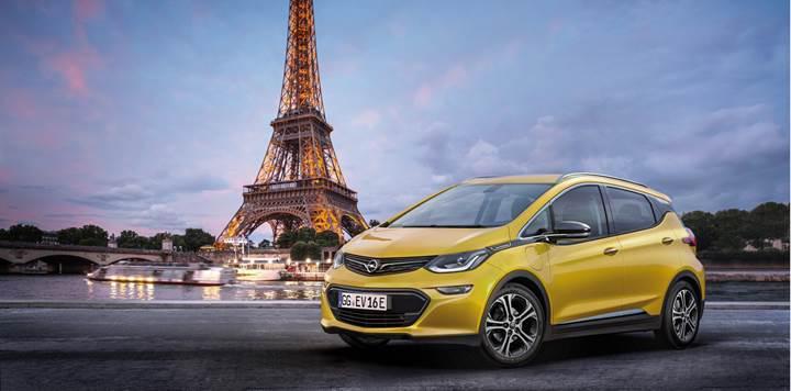 Opel yeni elektrikli araç planlarını duyurdu