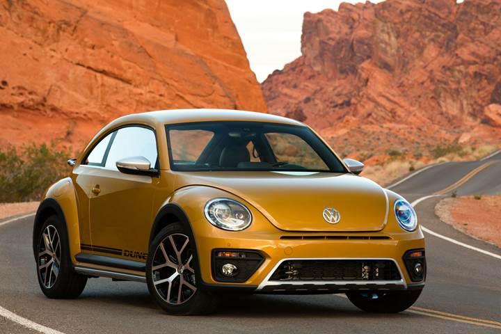 Volkswagen elektrikli Beetle'ı değerlendiriyor