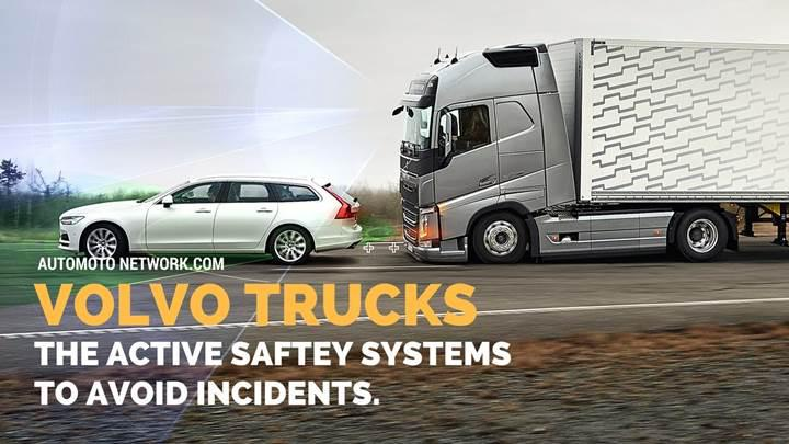Volvo'nun otomatik acil fren sistemi bir çocuğun yaşamını kurtardı