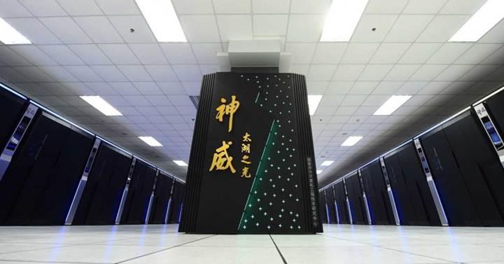 Top500 süper bilgisayar listesine damga vuran Çin, ABD'yi geride bıraktı
