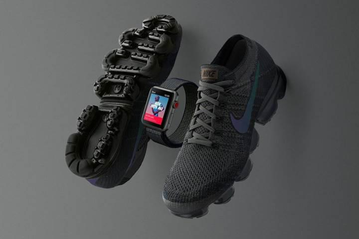 Nike'dan sınırlı sayıda LTE destekli Midnight Fog Apple Watch Series 3