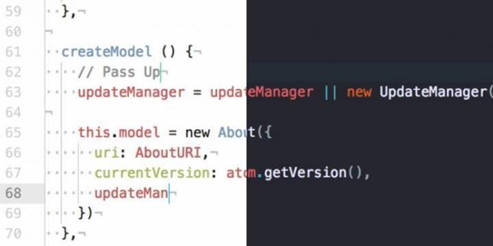 GitHub'un Atom metin editörü artık eş zamanlı kod düzenlemesine izin veriyor