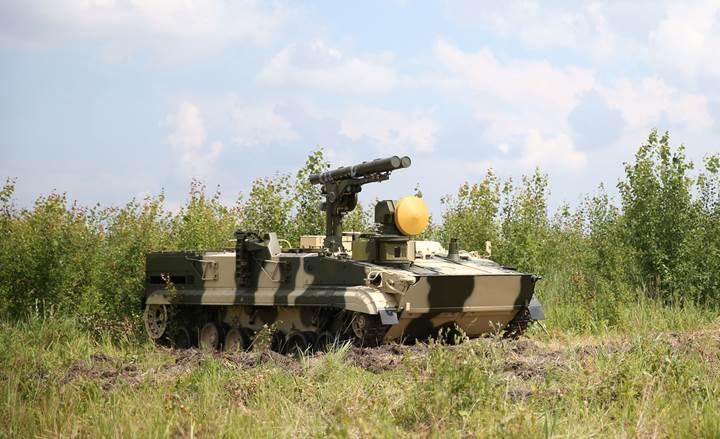 Rusya insansız ordu çalışmalarını hızlandırıyor
