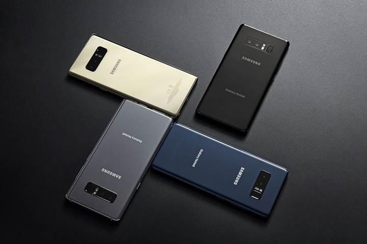 Samsung Galaxy Note 8 resmen tanıtıldı: İşte Türkiye fiyatı ve çıkış tarihi