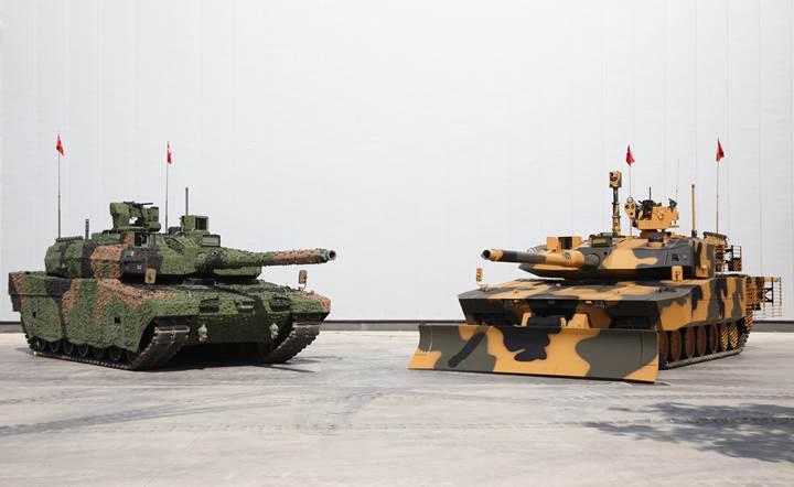 Altay Tankı'na 3 Türk şirketinden seri üretim teklifi