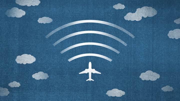 Uçaklarda WiFi bağlantısının iyileştirilmesi için çalışmalar yapılıyor