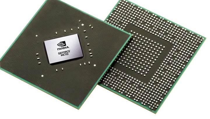Nvidia yeni GeForce MX110 ve MX130 grafik birimlerini tanıttı ama çok tanıdıklar