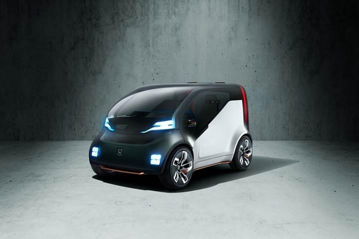 Honda'nın akıllı araçları 5G üzerinden iletişim kuracak