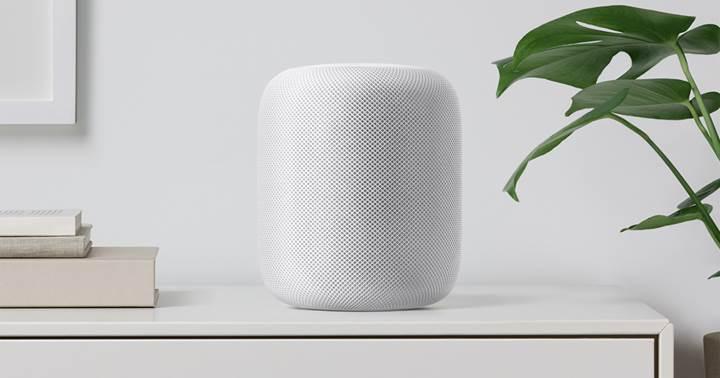 Apple'ın akıllı hoparlörü HomePod 2018'e ertelendi