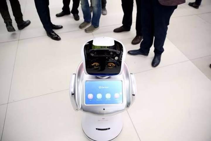 İstanbul'daki 3. havalimanında IGABOT isimli robotlar hizmet verecek