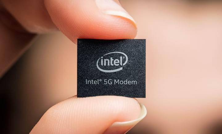 Intel 5G uyumlu modemlere ilk adımı attı