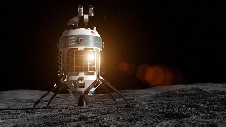 Moon Express, R2-D2'ye benzer uzay aracını Ay'a gönderecek